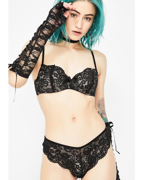 Wicked Lush Lace Set