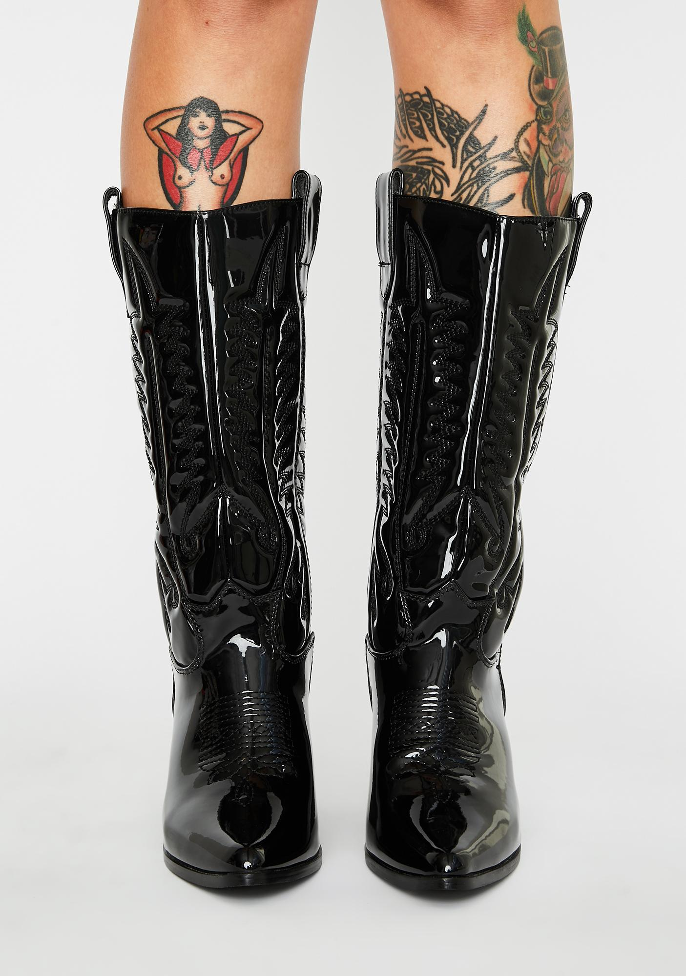 Western Beauty Cowboy Boots