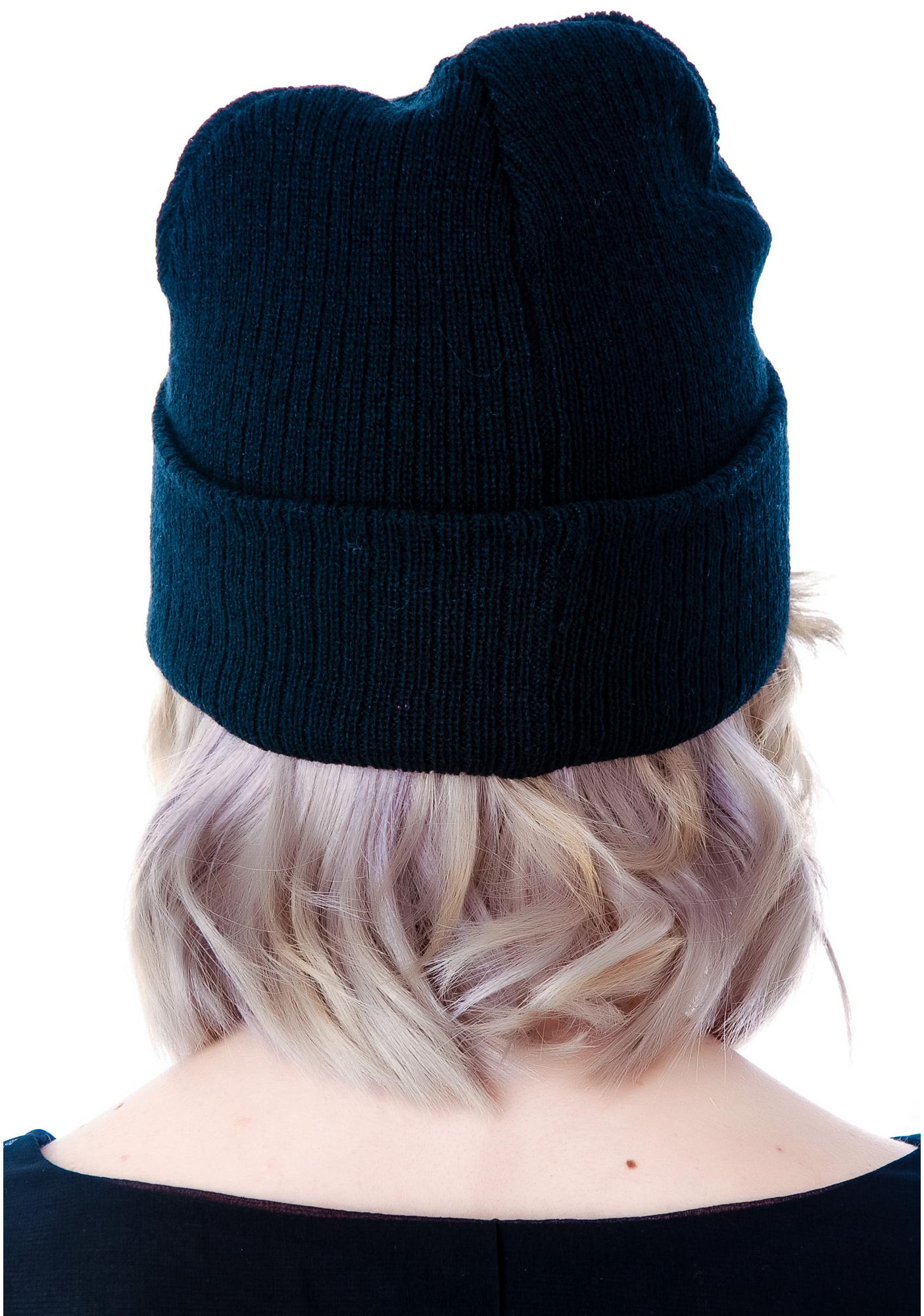 Long Clothing Icon Beanie
