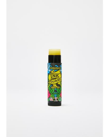Ink Guard SPF 30 Hemp Tattoo Fade Shield