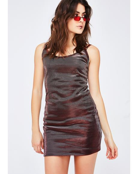 Good Mistakes Mini Dress