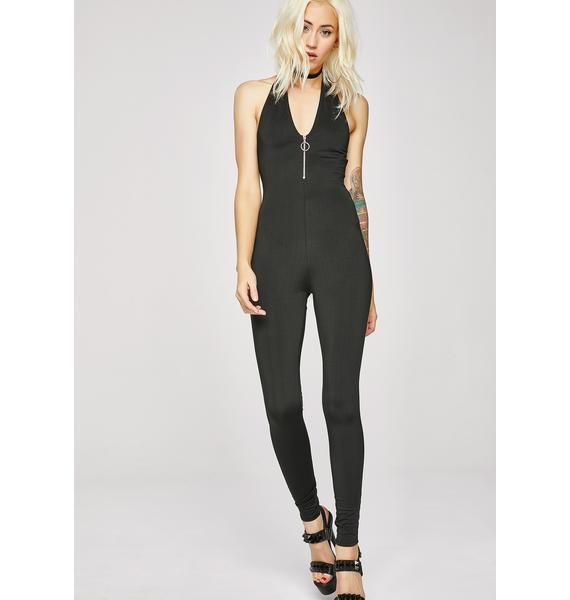 So Fly Halter Jumpsuit