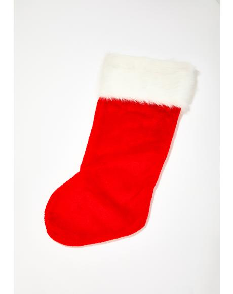 Stuff Me Up Holiday Stocking