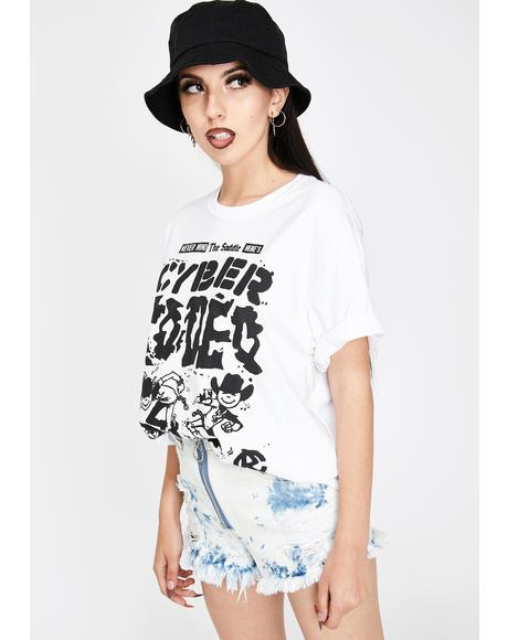 Cyber Rodeo Graphic Tee