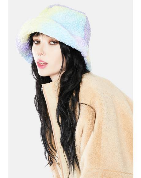 Berry Sherbet Sweetheart Bucket Hat