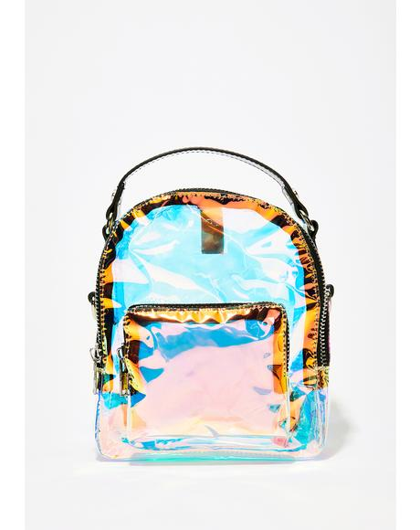 Supernova Freak Clear Backpack