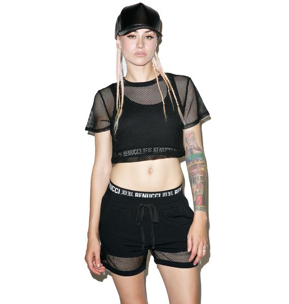 Glory Days Mesh Shorts