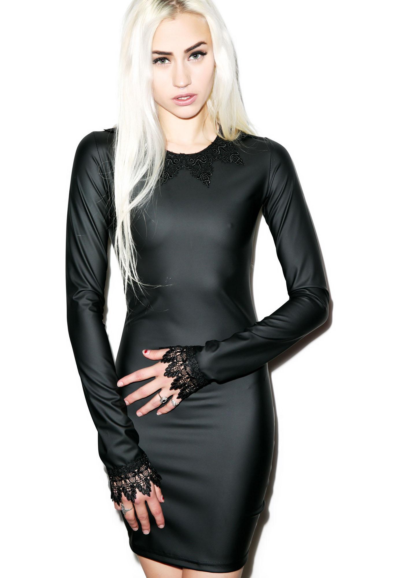 Black Wednesday The Abigail Dress