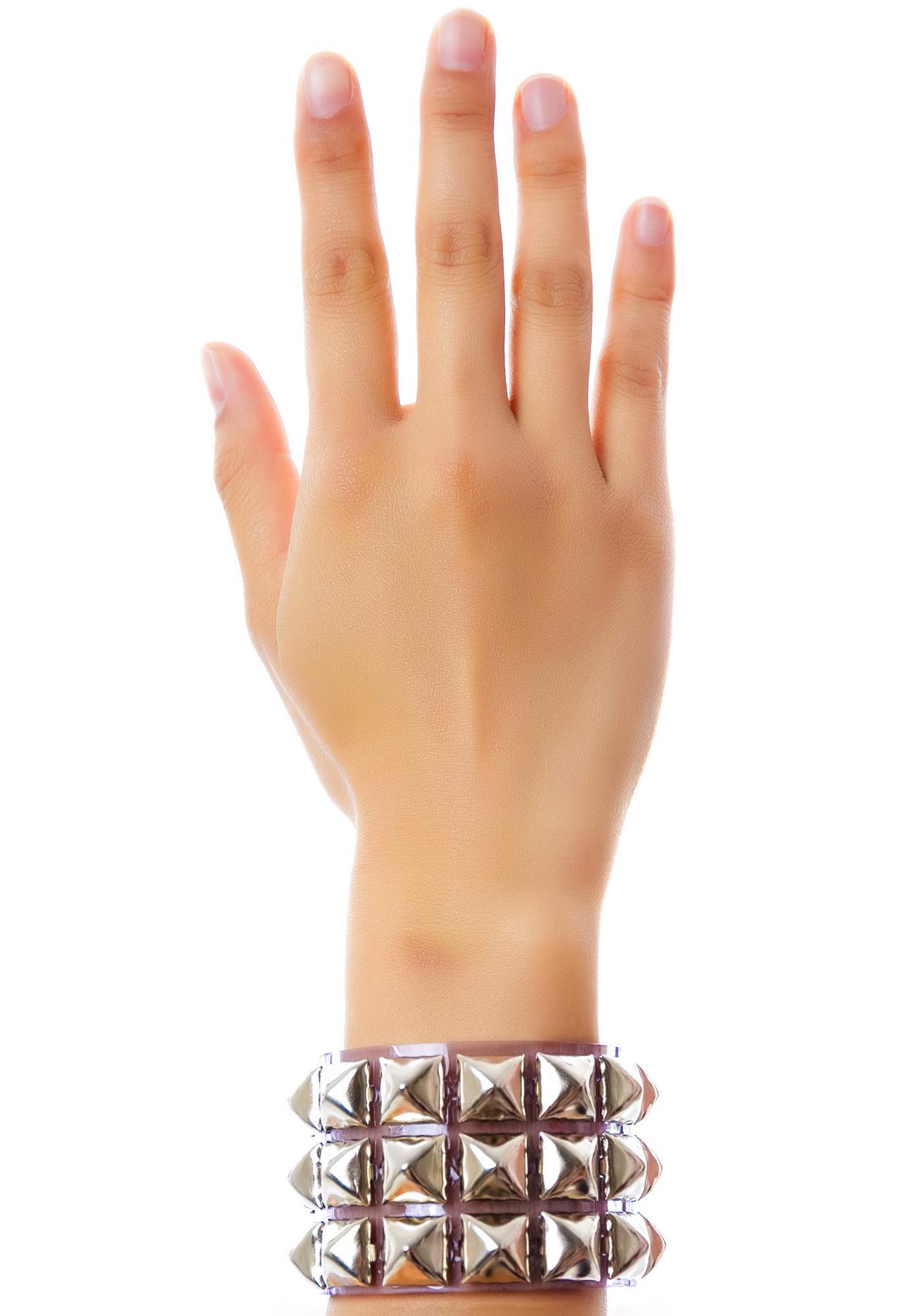 Fukken Studded Bracelet