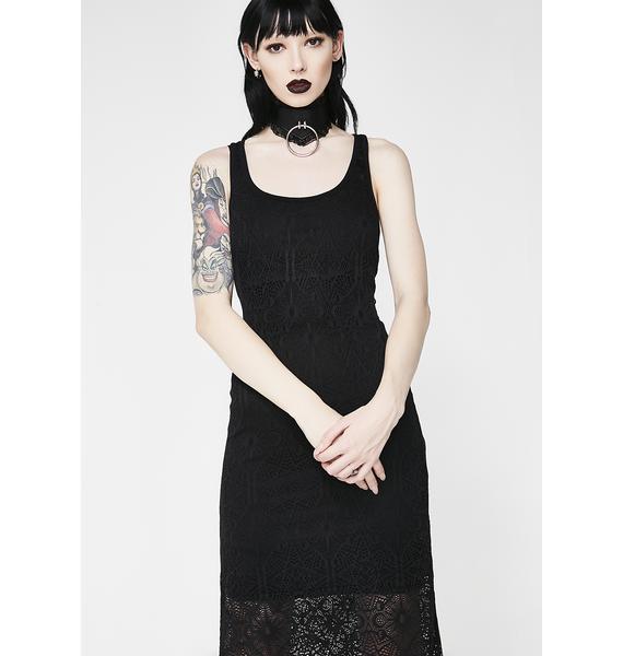 Killstar Chelsea Chill Maxi Dress