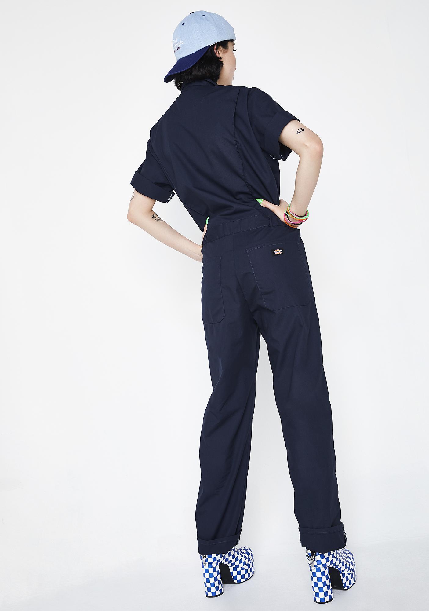 Dickies Short Sleeve Coveralls