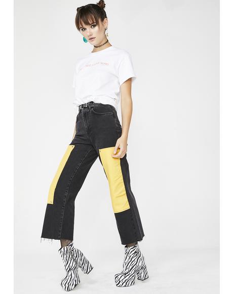Scrap Jeans