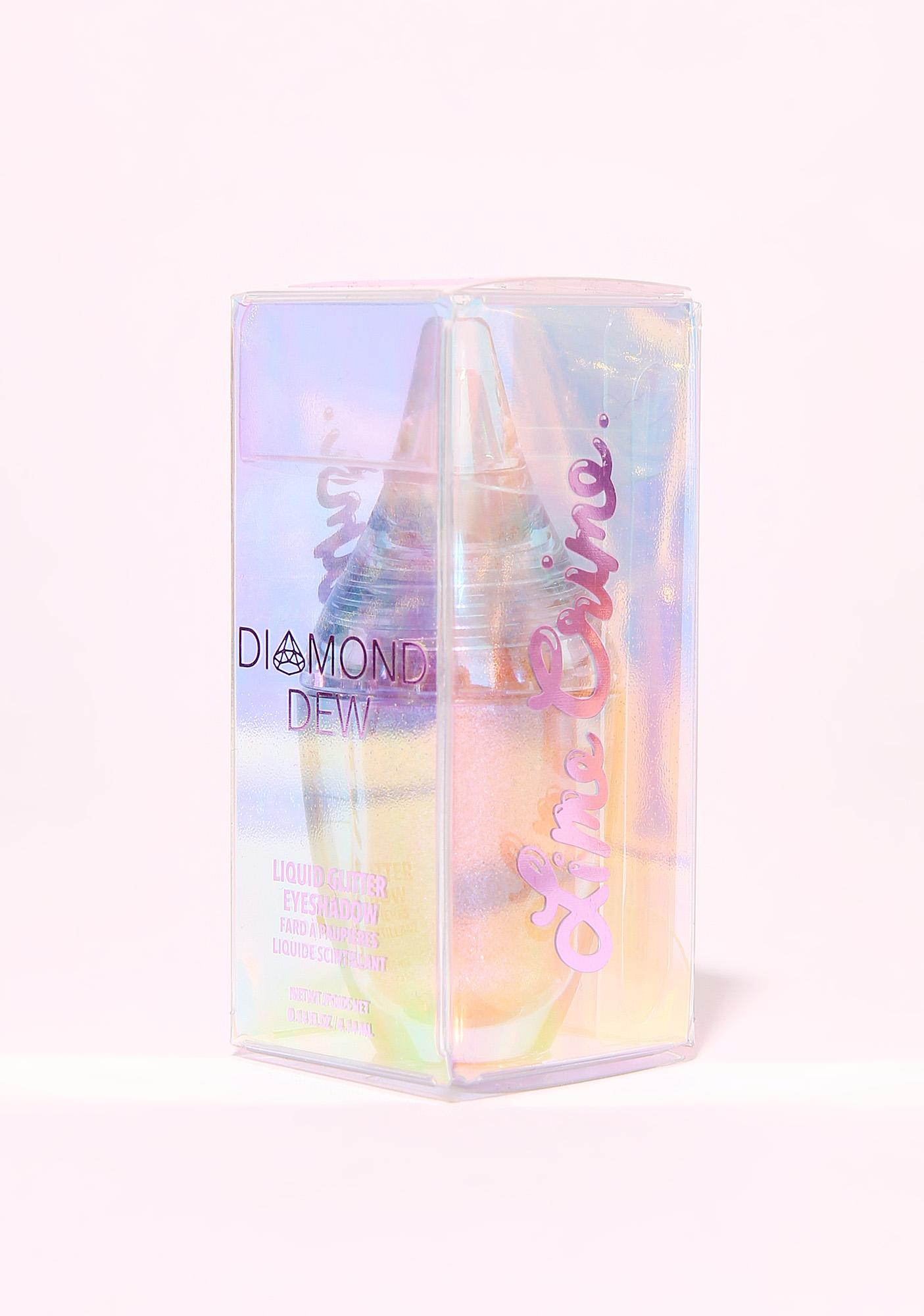 Lime Crime Dragon Diamond Dew