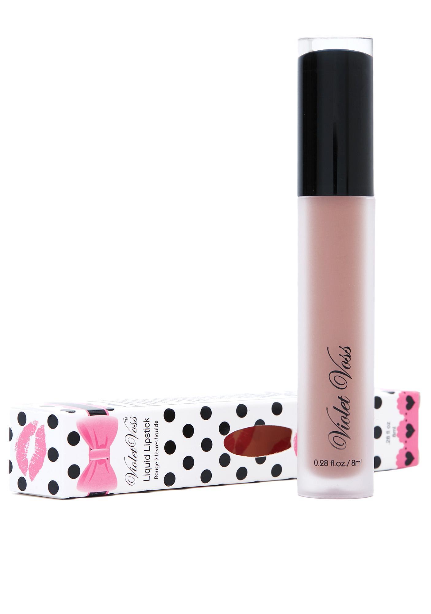 Violet Voss Lust Matte Liquid Lipstick
