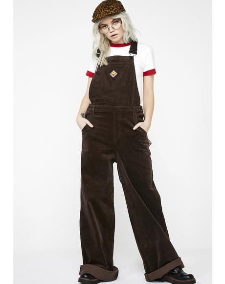 Patch It Up Dungarees