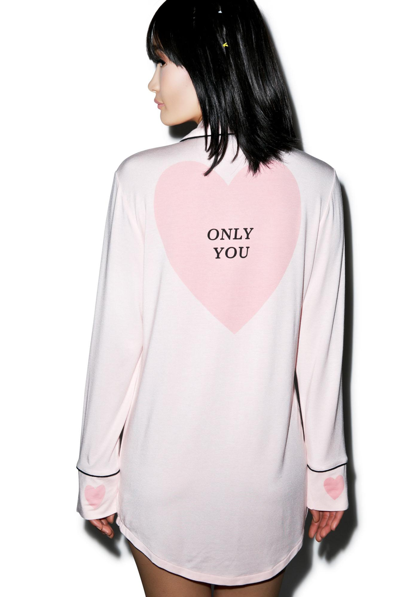 Wildfox Couture Only You Sleepshirt