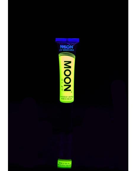Intense Yellow UV Mascara
