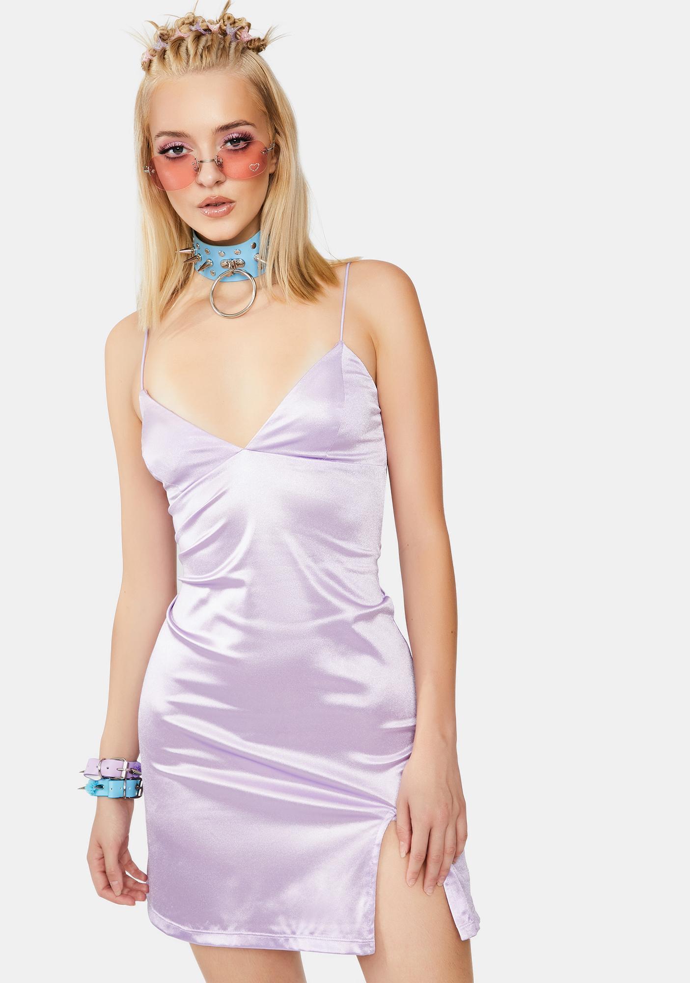 Kiki Riki Falling Hard Mini Dress