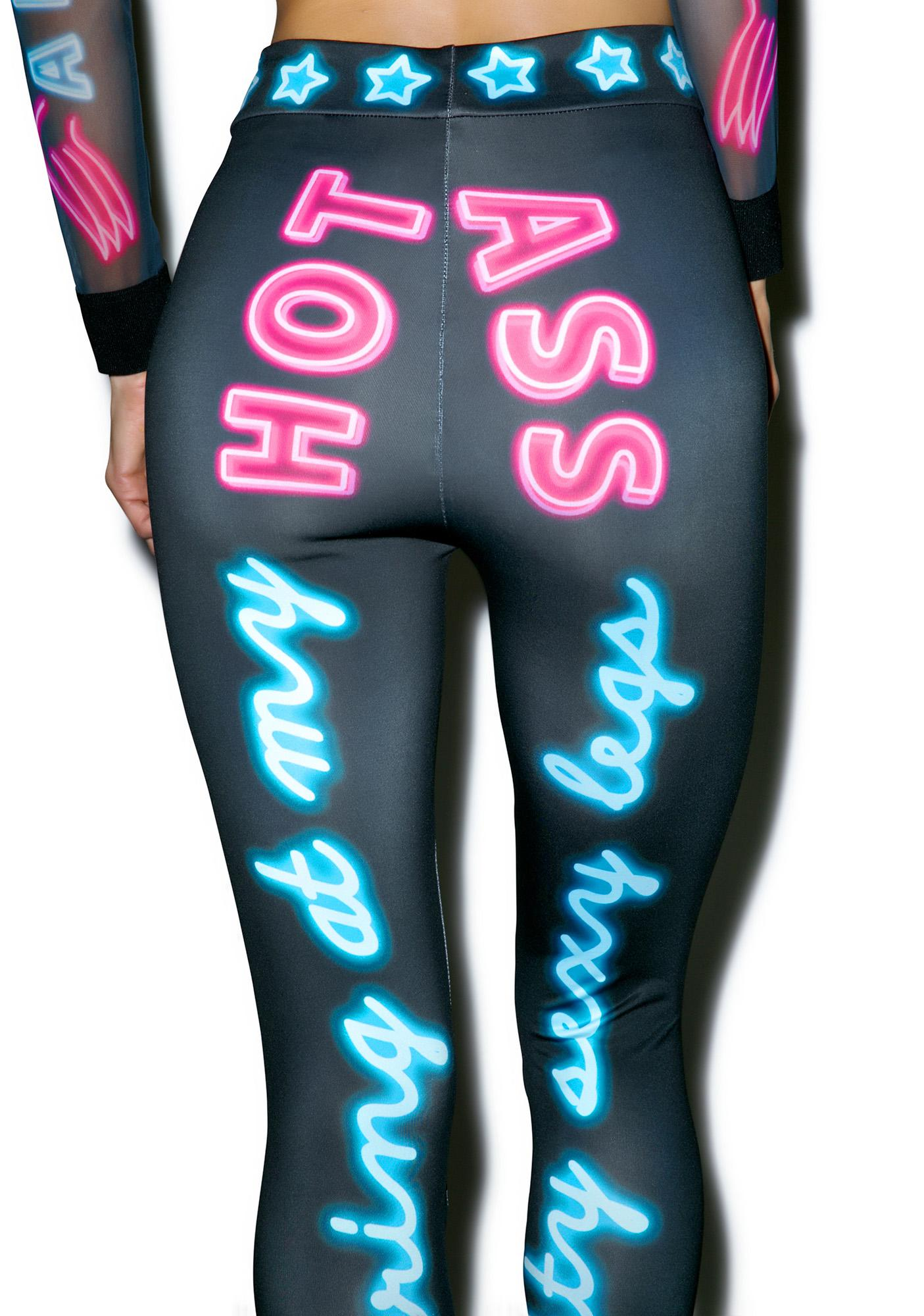 Nympha Pleasure Seeker Leggings
