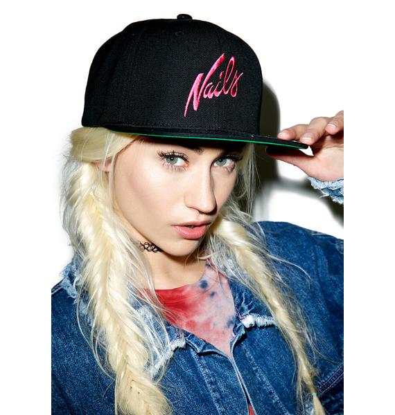Valley High Nails Snapback