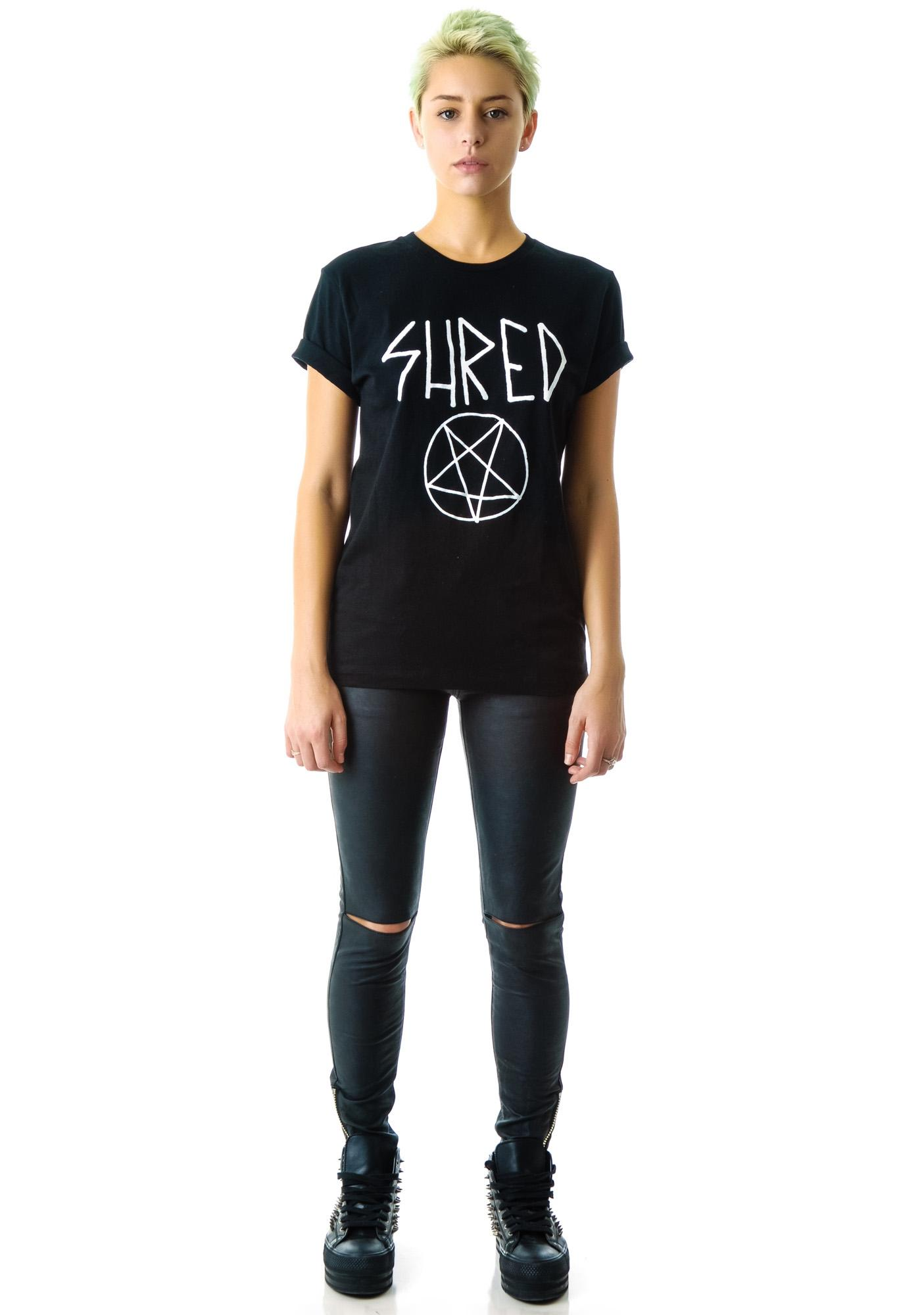 Kill Brand Shred Relaxed Tee