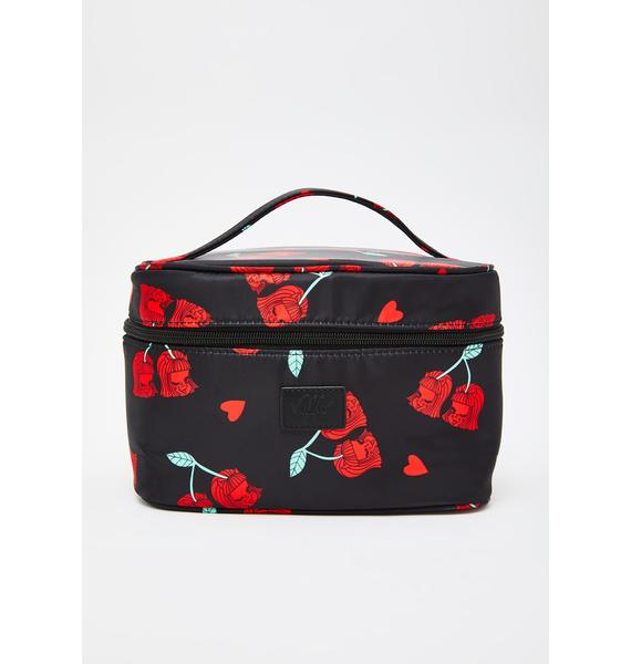 Valfré Cherry Lucy Cosmetic Bag