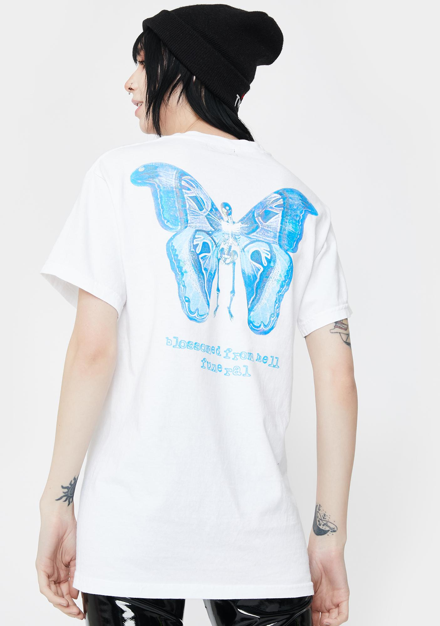 Funeral Blossomed From Hell Graphic Tee
