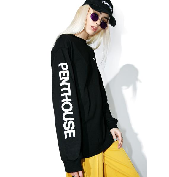 HUF Penthouse Long Sleeve Tee