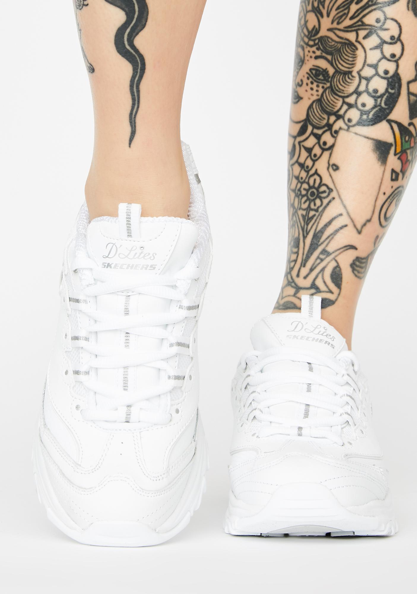 Skechers D-Lites Fresh Start Sneakers