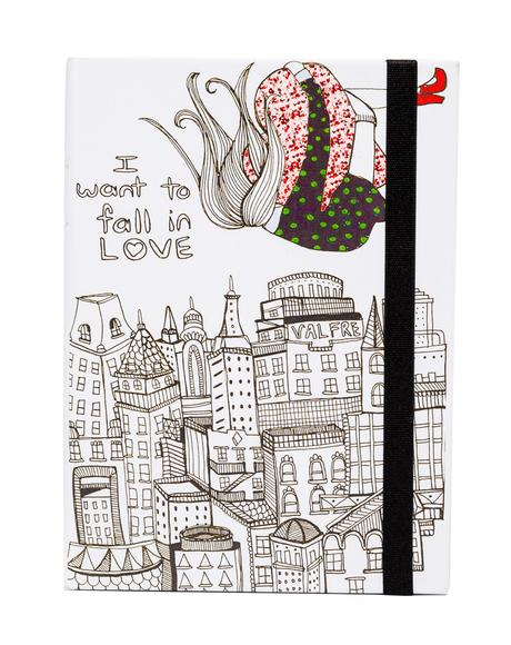Falling In Love Journal