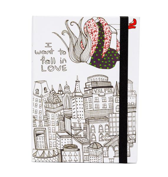 Valfré Falling In Love Journal