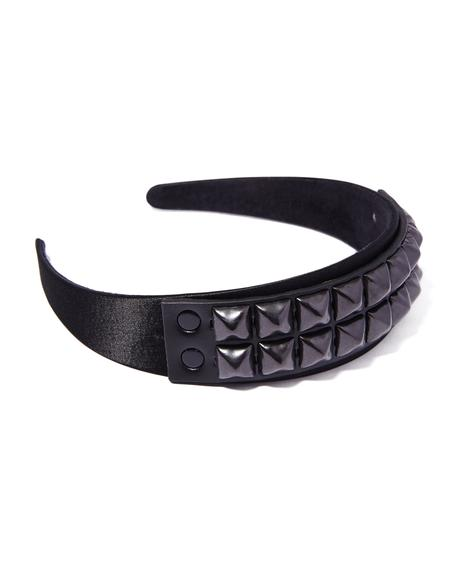 Fired Up Studded Headband