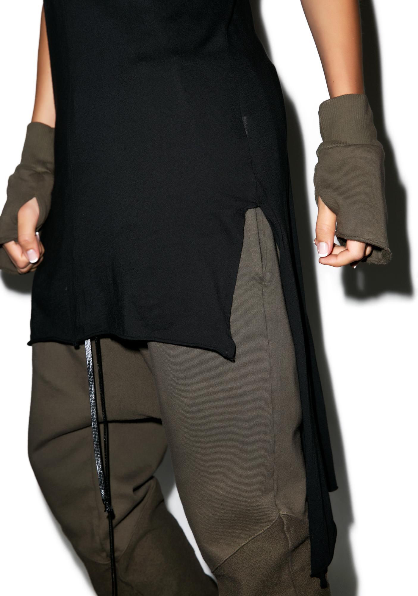 Knomadik Dark Trail Tank Dress