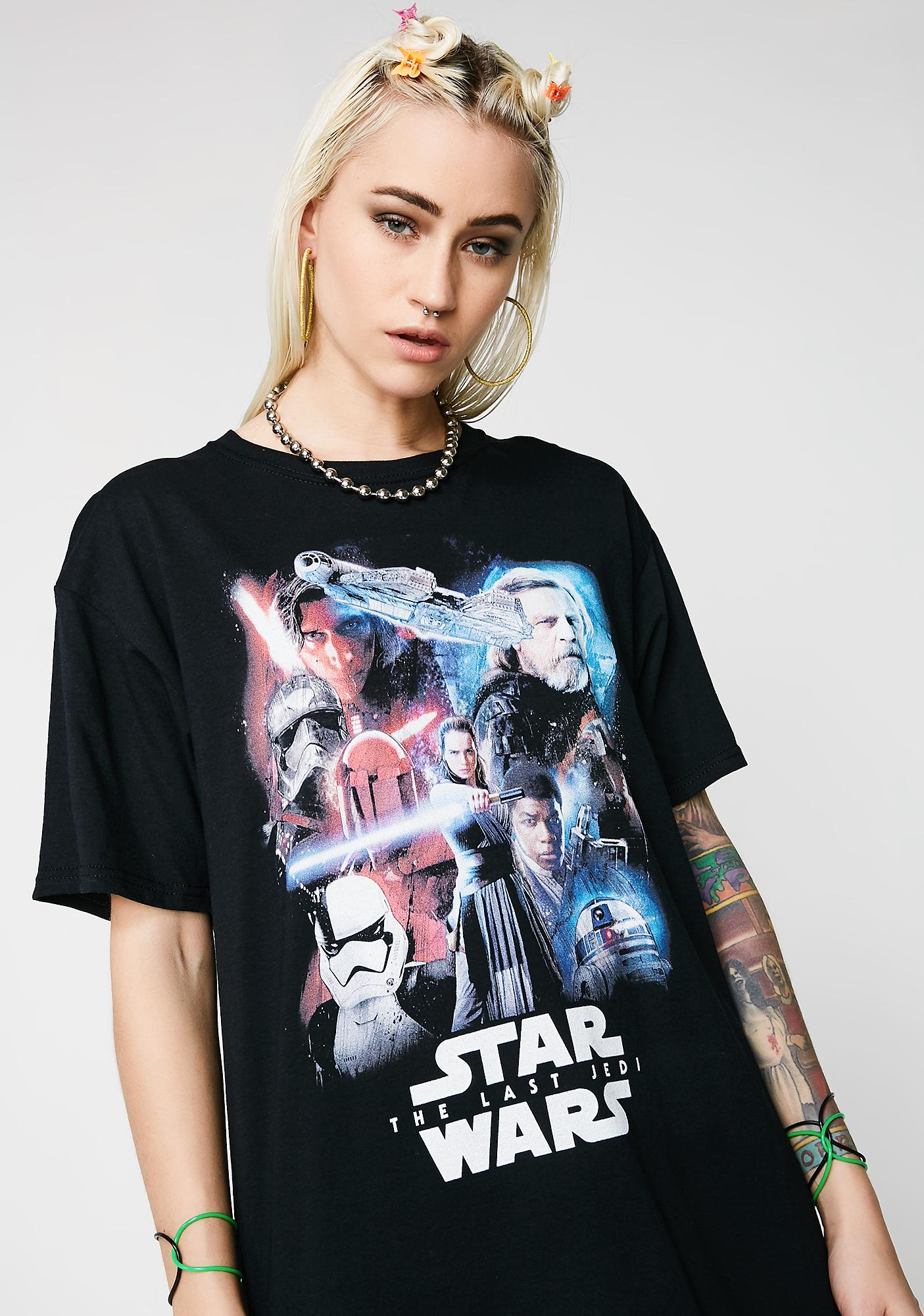 Join The Rebels Graphic Tee