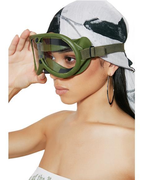 G.I. Sun, Wind & Dust Goggles
