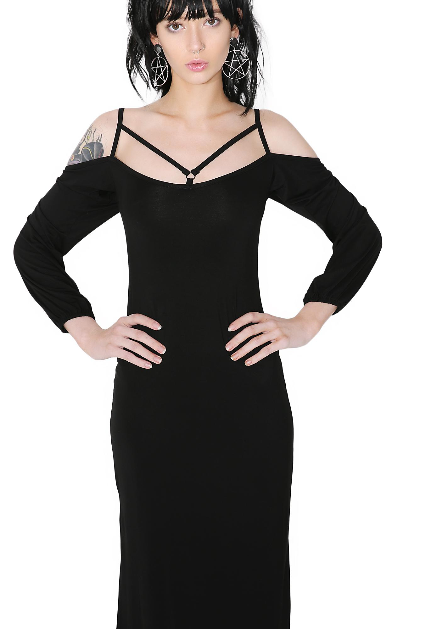 Killstar Suzanne Maxi Dress