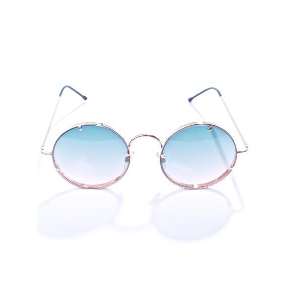 Spitfire Pink Poolside Sunglasses