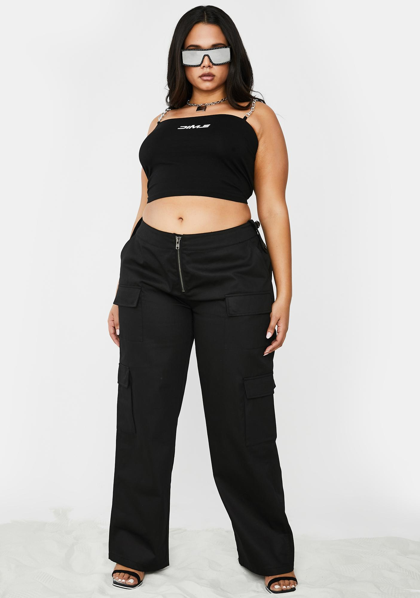Poster Grl Late Booked Meetings On Rodeo Cargo Pants