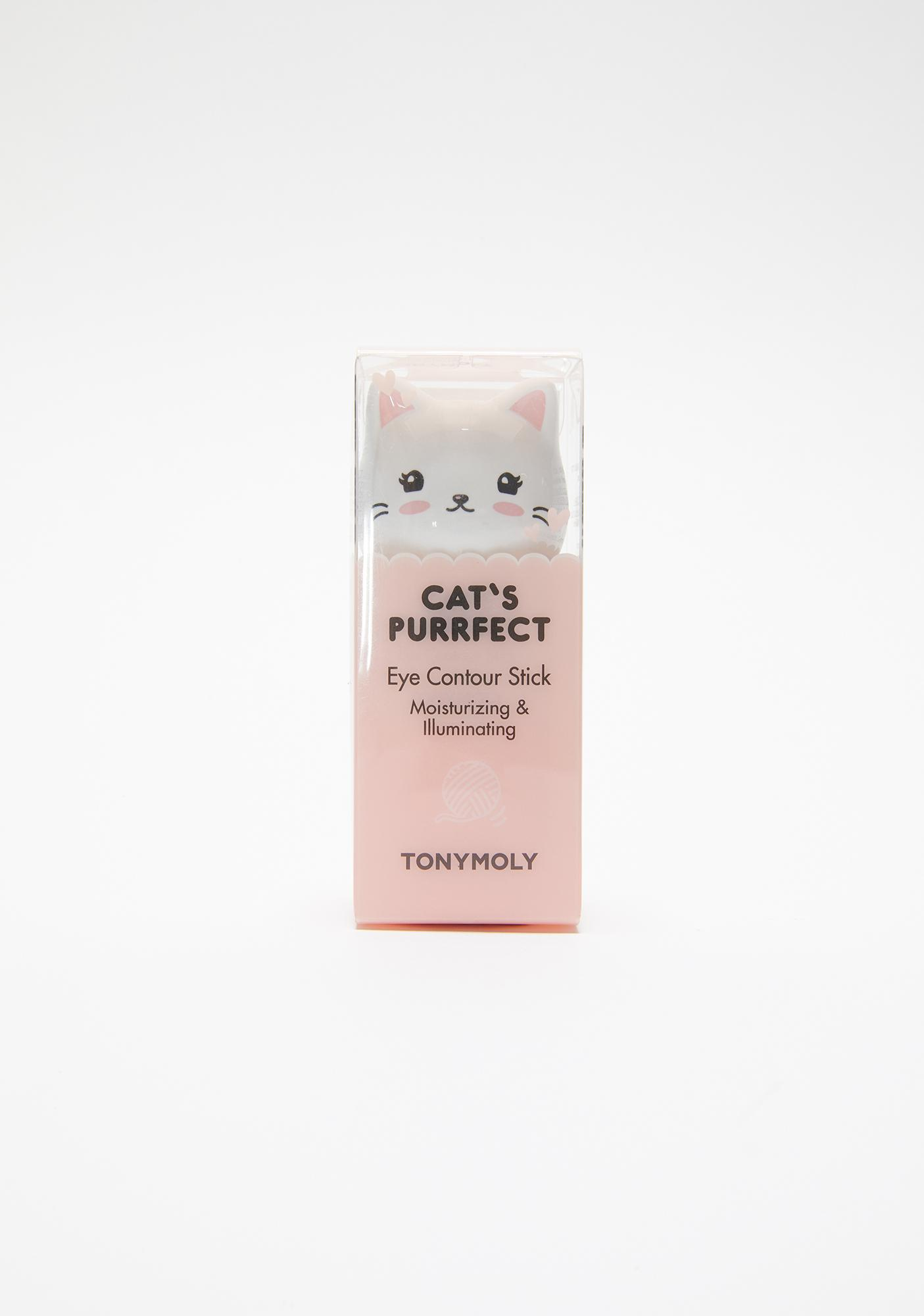 TONYMOLY Cat's Purrfect Eye Contour Stick