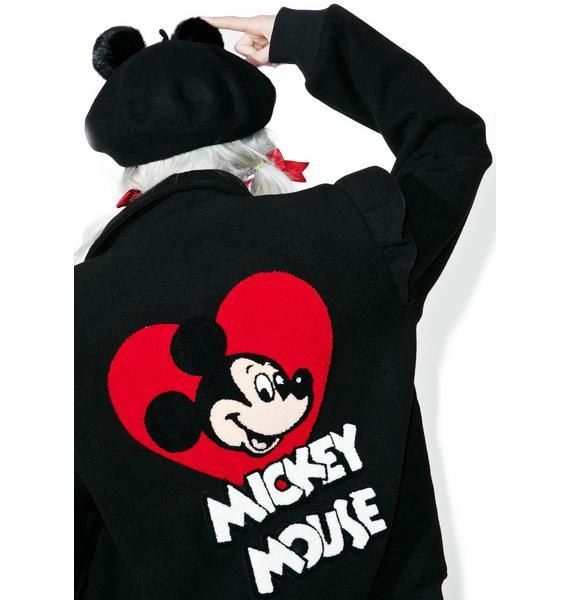 Lazy Oaf X Disney Mickey Mouse Beret