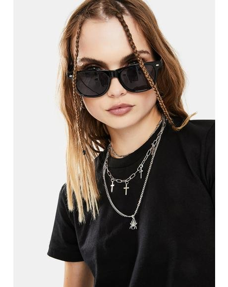 Bless Me Chain Necklace