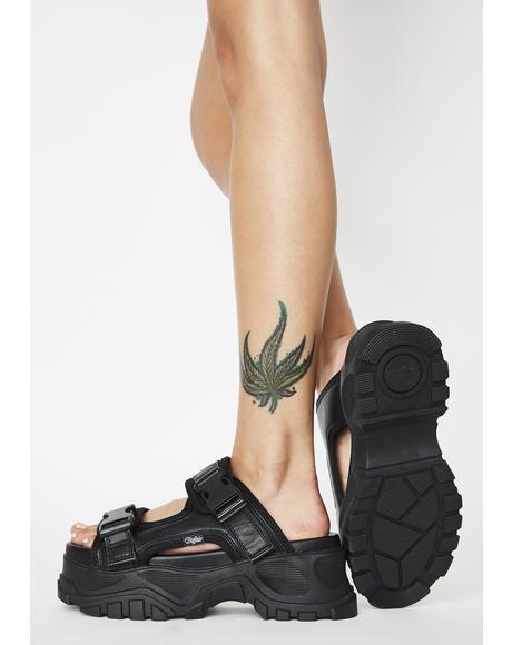 GLDR OS 2 Platform Sandals
