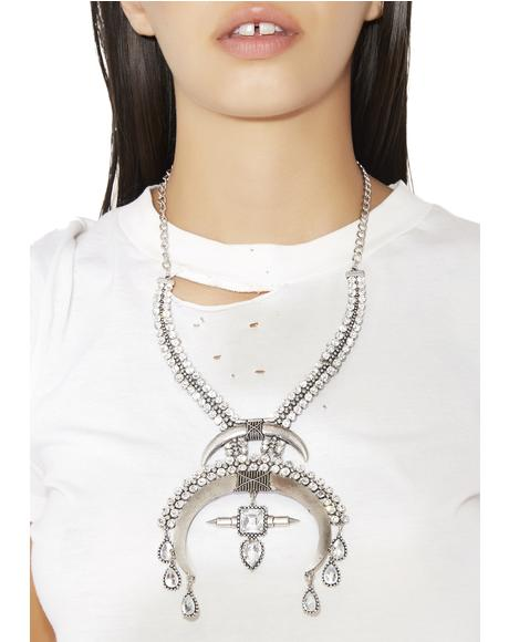 Le Fay Amulet Necklace