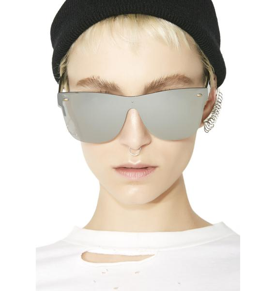 Future Two Tone Sunnies