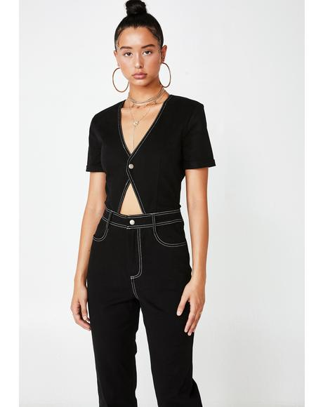 Sofia Cut Out Jumpsuit