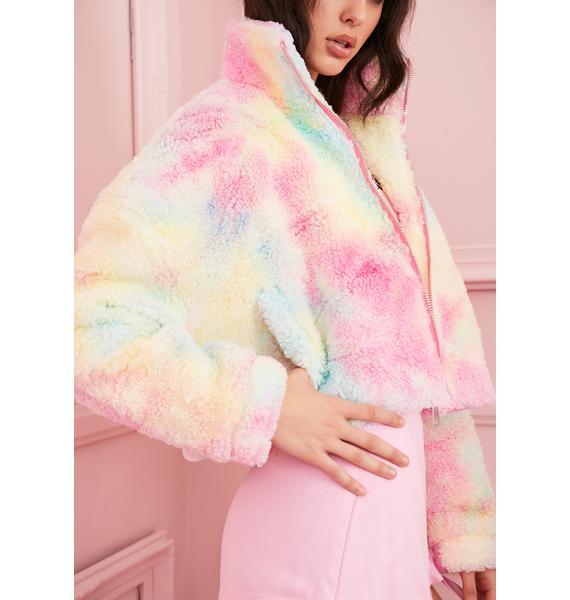 Sugar Thrillz Angel For Hire Crop Jacket