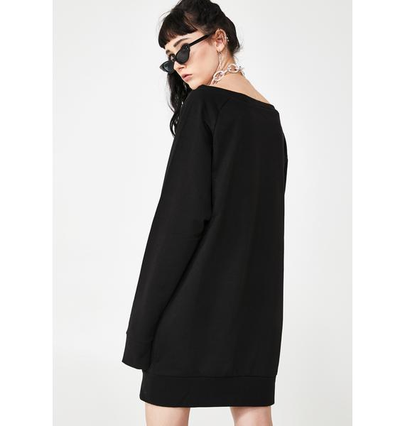 Killstar Karma Sweater Dress