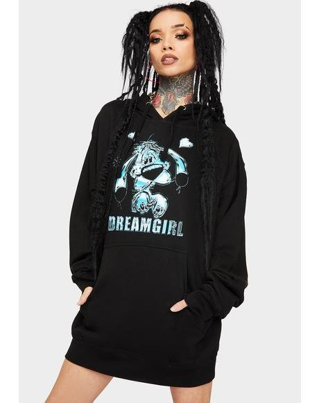 Chrome Dog Pullover Hoodie