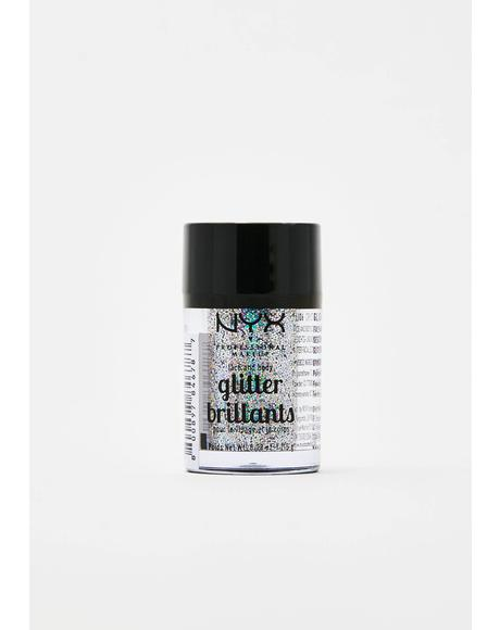 Crystal Metallic Glitter