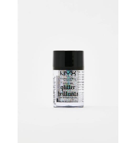 NYX Professional Makeup Crystal Metallic Glitter